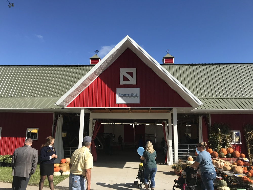 FFA BARN at The Sandwich Fair