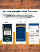 Have you downloaded the Somonauk App yet?