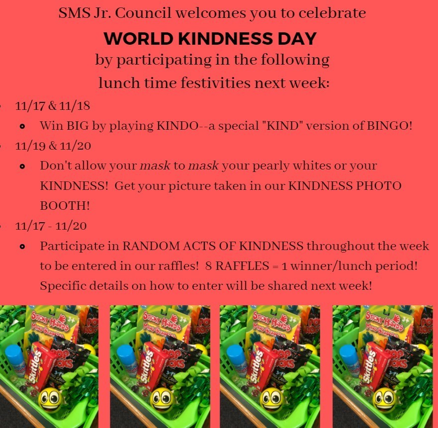 National World Kindness Day