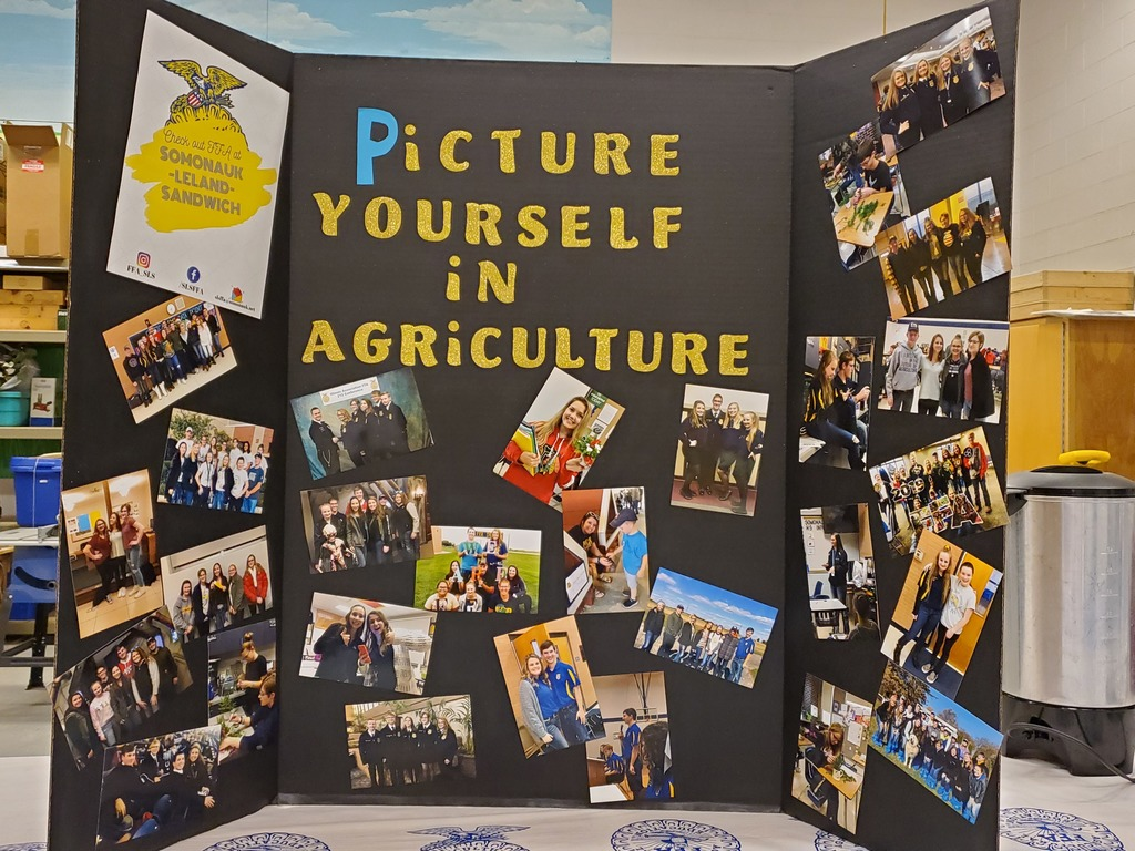 Can you picture yourself in Agriculture?
